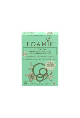Foamie 2in1 Body Bar Mint to Be Fresh