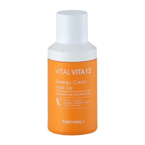 Tony Moly Vital Vita 12 Synergy Cream